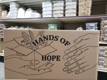 Hands of Hope Community Food Boxes 2