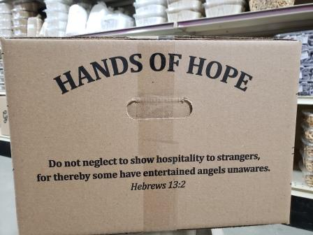 Hands of Hope Community Food Boxes 4
